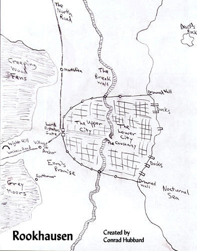 Map of Rookhausen